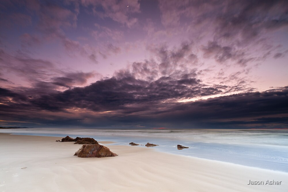 """""""The Quiet Observer""""∞ Coolum, QLD - Australia by Jason Asher"""