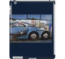 Venice On Wheels iPad Case/Skin