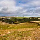 Looking Towards Inner Hope - Devon by PhotoLouis