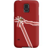 Lonely Christmas wrapping shirt Samsung Galaxy Case/Skin