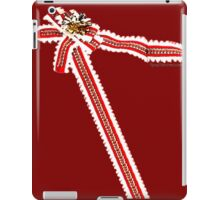 Lonely Christmas wrapping shirt iPad Case/Skin