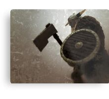 Frost Giant Metal Print