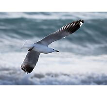 """""""Over The Ocean"""" Photographic Print"""