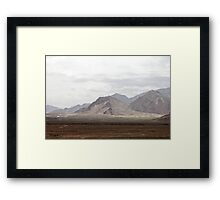 Natural Picture Framed Print