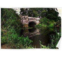 Culm Bridge Poster