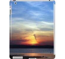 Ballyholme Sundown iPad Case/Skin