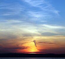 Ballyholme Sundown by Wrayzo