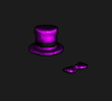 Five Nights at Freddys 4 - Fredbears hat & bowtie - Pixel art by GEEKsomniac