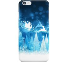 Sparkling Winter Wonderland iPhone Case/Skin