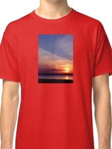 Ballyholme Sunset Classic T-Shirt