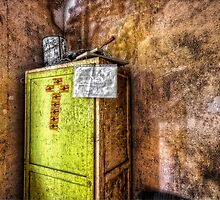 Locker by MarkusWill