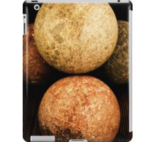 eclipse of the stars iPad Case/Skin