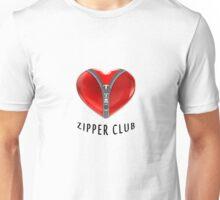 Zipper club Unisex T-Shirt