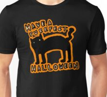 Have a Purrfect Halloween Unisex T-Shirt