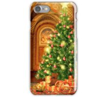 Christmas Tree and Presents iPhone Case/Skin
