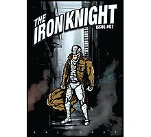 The Iron Knight - Issue #01 Photographic Print