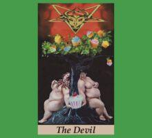 THE DEVIL Kids Clothes