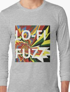 Lo-fi Fuzz Flash Long Sleeve T-Shirt