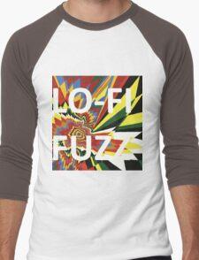 Lo-fi Fuzz Flash Men's Baseball ¾ T-Shirt