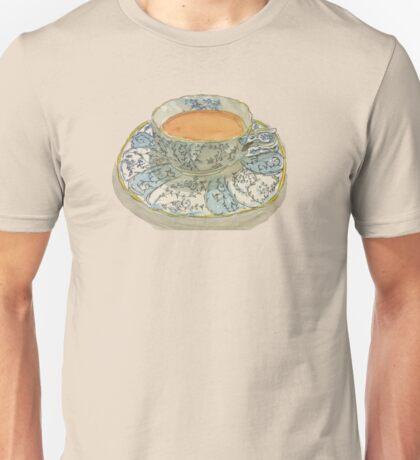 Bone china makes the best tea Unisex T-Shirt