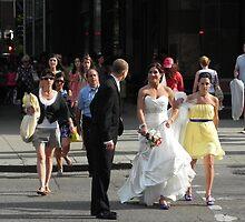 Michigan Avenue Wedding Party by bannercgtl10
