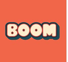 Boom by wordquirk