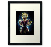 New emotions awaken Framed Print