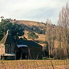 Oast House, Hayes, TasmaniaKODACHROME by Brett Rogers