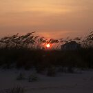 Sunset on Pawleys Island by bcollie
