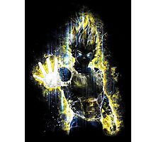 Epic Prince of Fighters Portrait Photographic Print