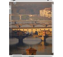 The Bridges of Florence iPad Case/Skin
