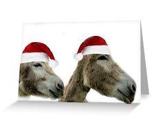 Wonkey Donkey Wishes Greeting Card