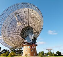 Radio Telescope by lols