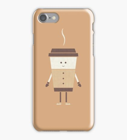 Cold Weather Coffee iPhone Case/Skin