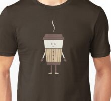 Cold Weather Coffee Unisex T-Shirt
