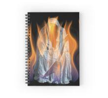 The Grim Reaper Spiral Notebook