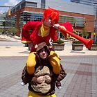Banjo-Kazooie Cosplay #2 by Johnny27243