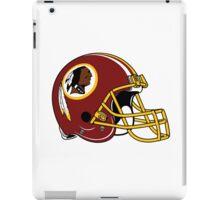 washington redskins helmet logo iPad Case/Skin