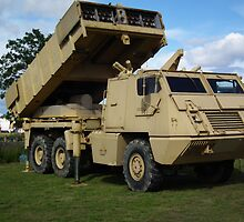 Astros 11 MLRS by Andy Jordan