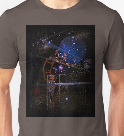 Reaching into the Future Unisex T-Shirt