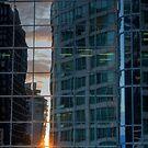 Sunset Reflection... by GerryMac