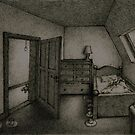 Schlafzimmer 2 by Ronja