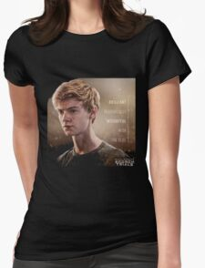 newt my hero on the maze runner the scorch trials Womens Fitted T-Shirt