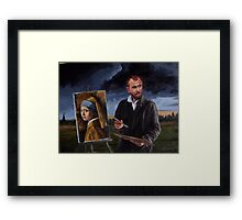 Johan by Vincent Framed Print