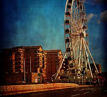 Weston's Wheel by Lissywitch