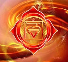 Root Chakra by saleire