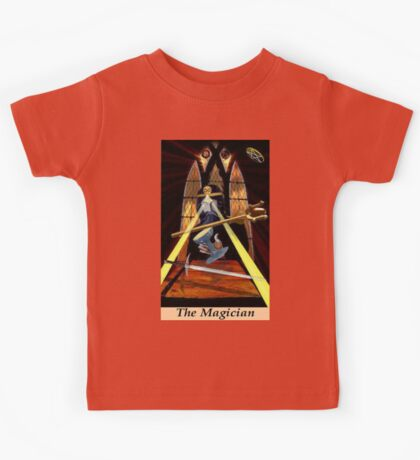 THE MAGICIAN Kids Tee