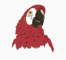 T-Shirt - Parrot's Head Kids Clothes