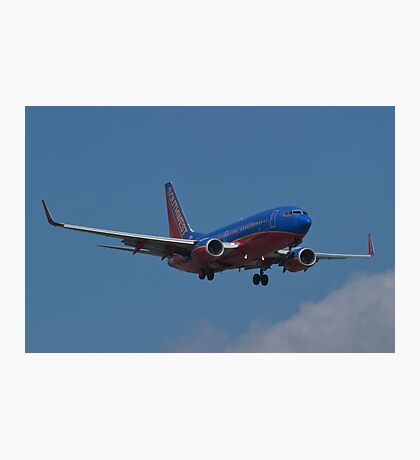N293WN, Southwest Airlines, Boeing 737-7H4 Photographic Print