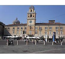 PARMA ...PIAZZA GARIBALDI...ITALIA...EUROPA...1000 VISUALIZZAZ MAGGIO 2013 - VETRINA RB EXPLORE MAGGIO 2013 Photographic Print